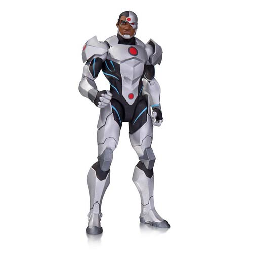 Justice League War Cyborg Action Figure