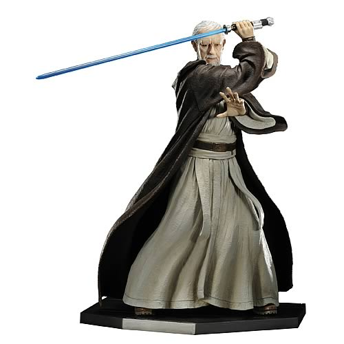 Star Wars Obi-Wan Kenobi Final Battle Version ArtFX Statue
