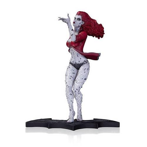 Batman Arkham Asylum Poison Ivy Statue