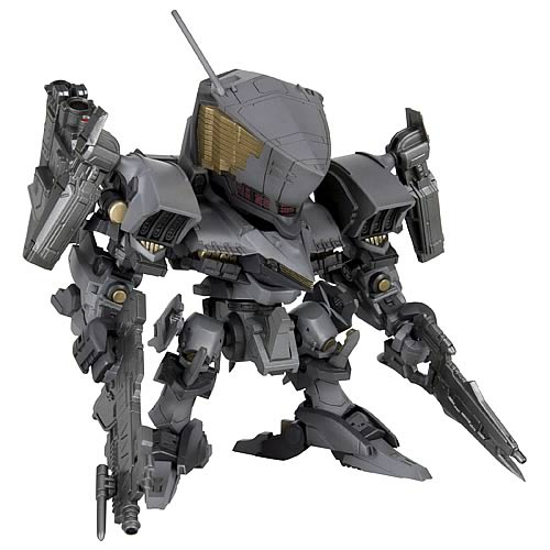 Armored Core Models Armored Core 4 Aaliyah