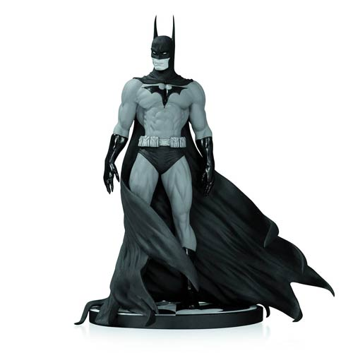 Batman Black and White Batman by Michael Turner Statue