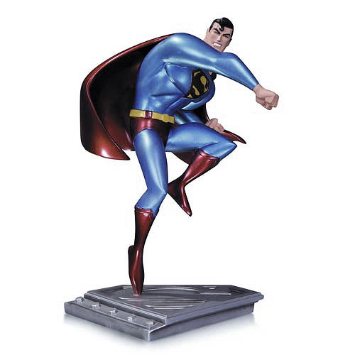 Superman The Animated Series Man of Steel Statue