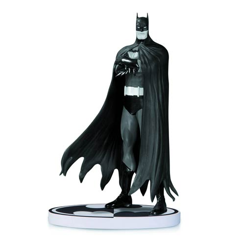 Batman Black & White Batman by Brian Bolland 2nd Ed. Statue