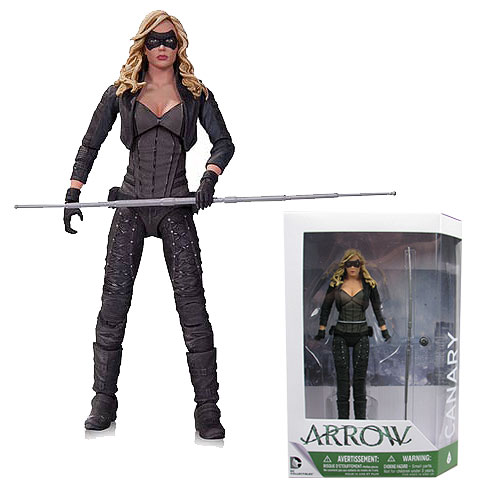 Arrow TV Series Canary Action Figure