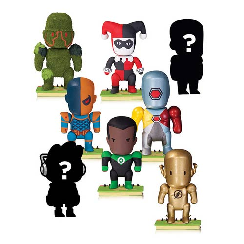 Scribblenauts Unmasked Blind Box Series 5 Mini-Figure 6-Pack