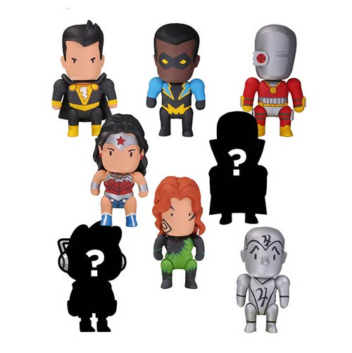 Scribblenauts Unmasked Blind Box Series 6 Mini-Figure Case