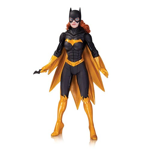 DC Comics Designer Series Batgirl by Greg Capullo Figure