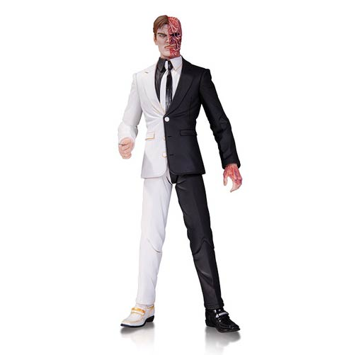 DC Comics Designer Series Two-Face by Greg Capullo Figure