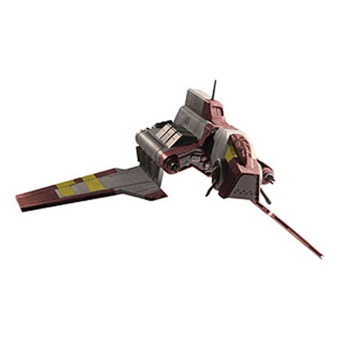 Star Wars Clone Wars Republic Attack Shuttle Model Kit