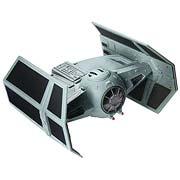 Star Wars Darth Vader TIE Fighter Snaptite Model Kit