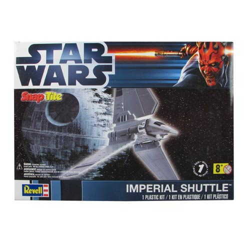 Star Wars Imperial Shuttle Easykit Model Kit