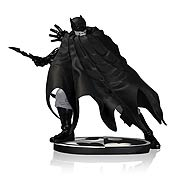 Batman Black and White by Dave Johnson Statue