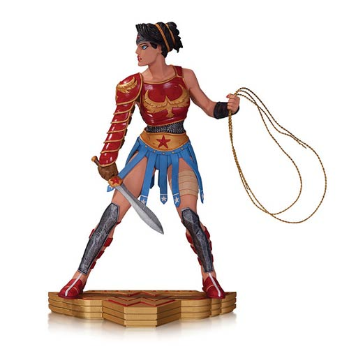 Wonder Woman Art of War by Cliff Chiang Statue