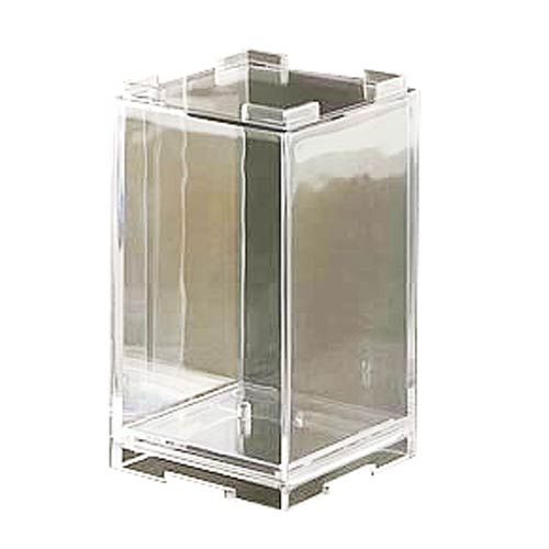 Kubricks Figure Clear Plastic Display Case