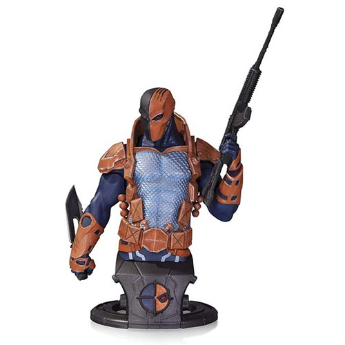 DC Comics Super-Villains Deathstroke Bust