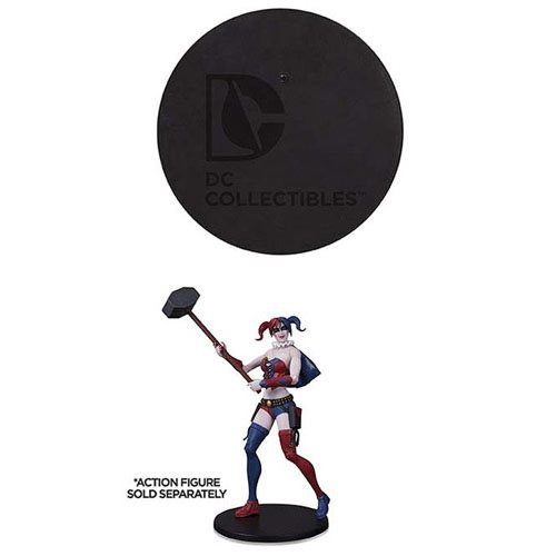 DC Collectibles Action Figure Display Base Bag