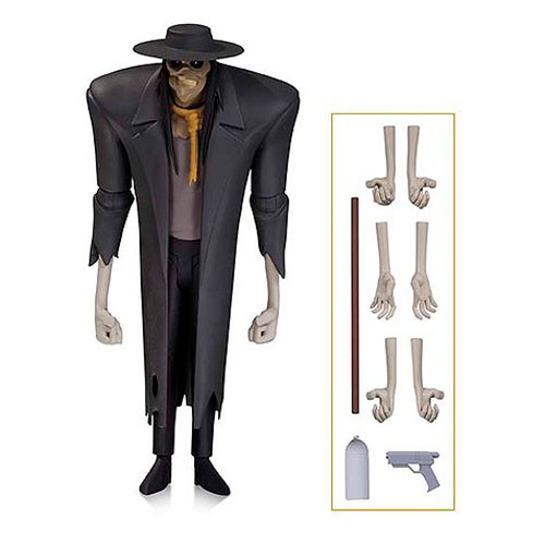 Batman TAS New Batman Adventures Scarecrow Figure