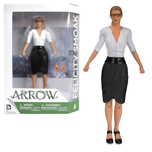 Arrow TV Series Felicity Smoak Action Figure