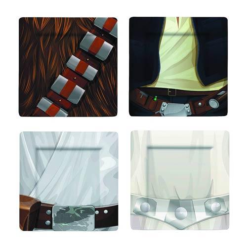 Star Wars I Am Jedi Plates Set #1