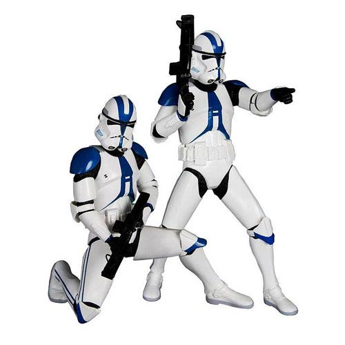 Star Wars 501st Legion Clone Trooper ArtFX Statue 2-Pack