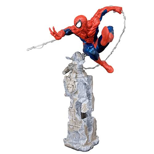 Amazing Spider-Man: Spider-Man Unleashed Fine Art Statue