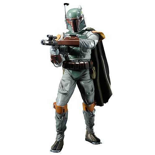 Star Wars Boba Fett Return of the Jedi Version ArtFX+ Statue
