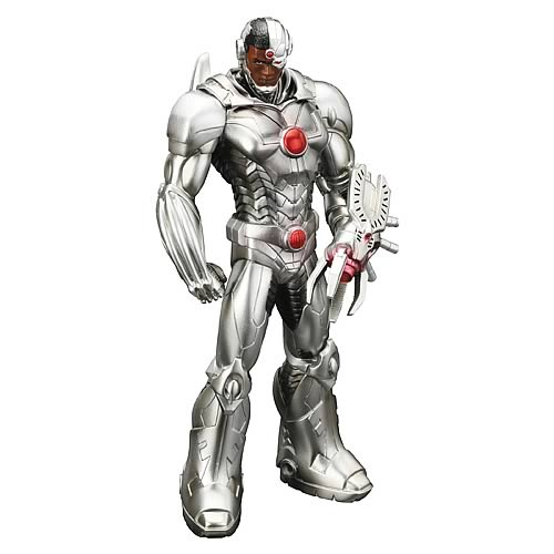DC Comics Cyborg New 52 ArtFX+ Statue