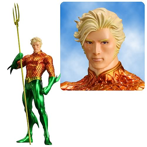 Aquaman The New 52 ArtFX Statue