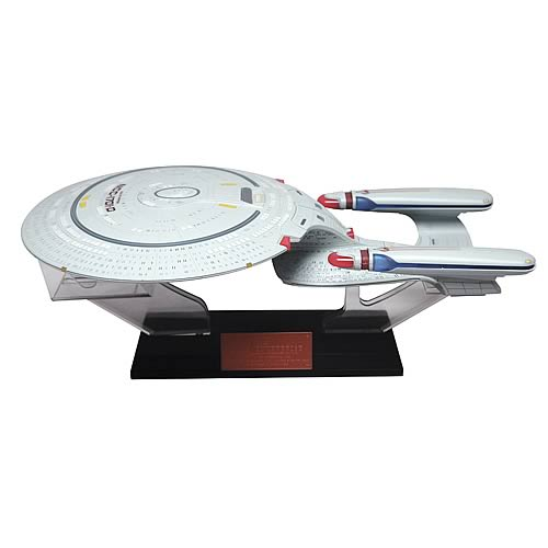 Star Trek TNG NCC-1701-D Enterprise Preassembled Model Kit