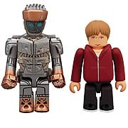 Real Steel Atom and Max Kubrick 2-Pack
