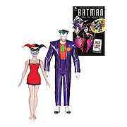 Batman TAS Mad Love Joker & Harley 2nd Edition Figure 2-Pack