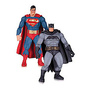 Dark Knight Returns Superman & Batman 30th Ann Figure 2-Pack