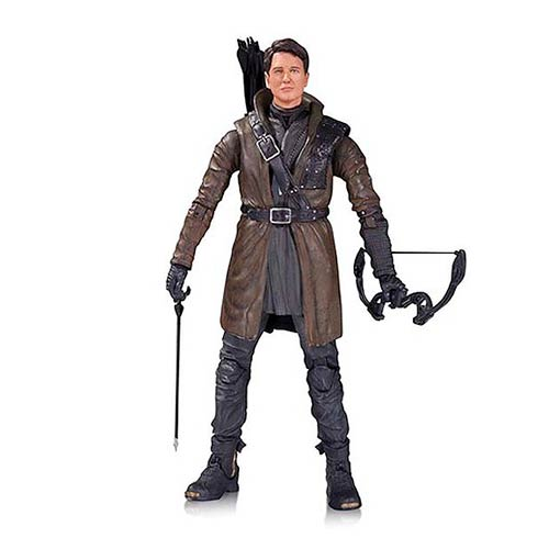 Arrow TV Series Malcolm Merlyn Season 3 Action Figure