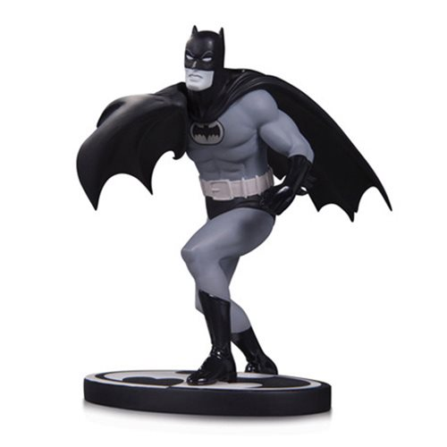 Batman Black and White Batman by Carmine Infantino Statue
