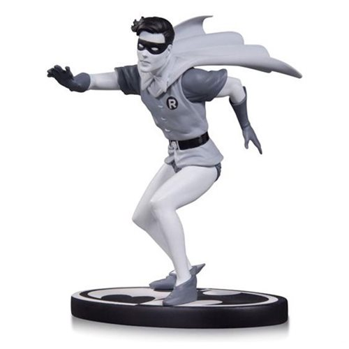 Batman Black and White Robin by Carmine Infantino Statue