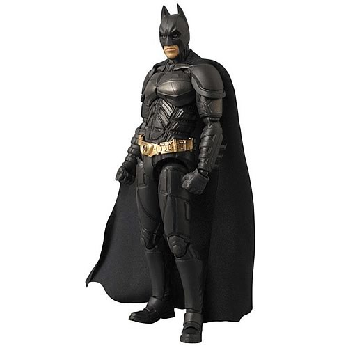 Batman The Dark Knight Rises Batman Miracle Action Figure