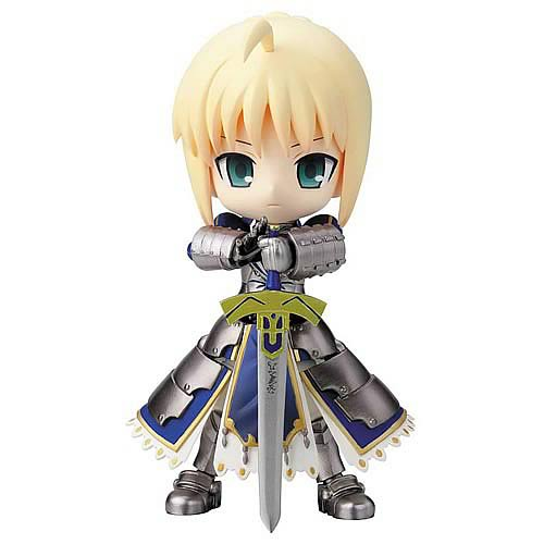 Fate Stay Night Saber Cu-Poche Figure