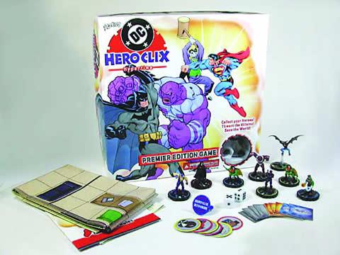 DC HeroClix Premier Edition