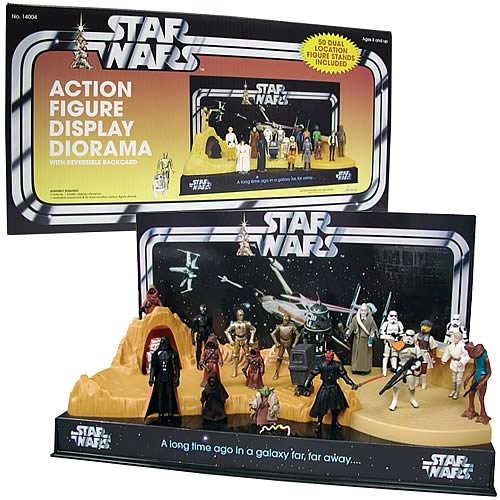 Pride Displays Star Wars Diorama