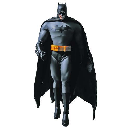 Batman Hush Batman Black Suit RAH 1:6 Scale Figure