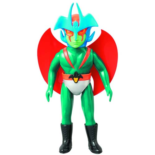 Devilman 1972 Retro Design Manga Version Vinyl Figure