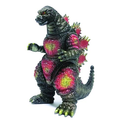 Godzilla Monster Heaven 1995 Version Sofubi Vinyl Figure