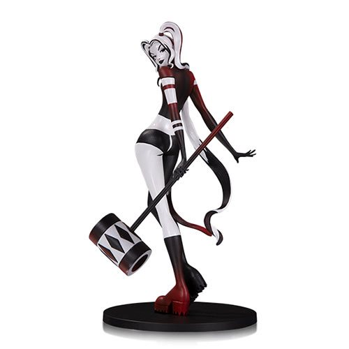 Harley Quinn Statue - A Work of Art!