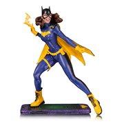 DC Core Batgirl Statue