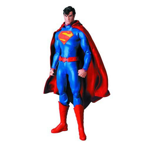 Superman New 52 Real Action Hero 1:6 Scale Figure - PX