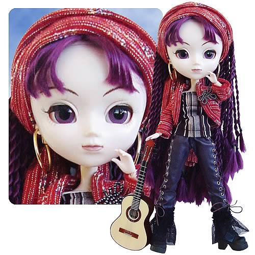 Pullip Nomado Fashion Doll