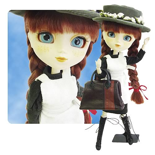 Pullip Anne of Green Gables Fashion Doll