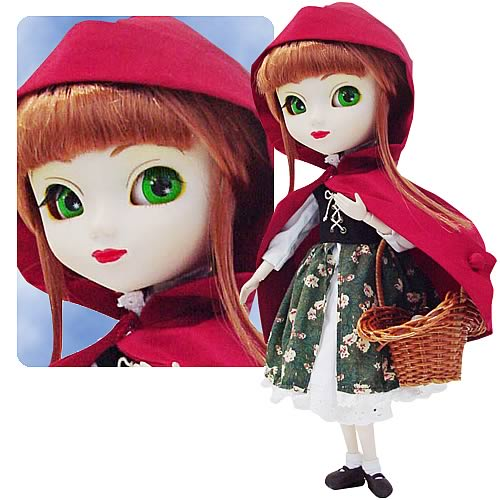 Pullip Red Riding Hood Fashion Doll