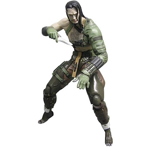 Metal Gear Solid 4 Vamp Action Figure