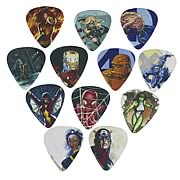 Marvel Heroes 2 Guitar Pick Pack